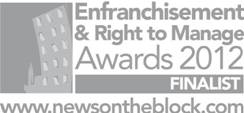 Enfranchisement Awards